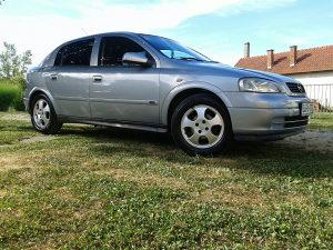 Opel Astra g benzin-plin 1.6 8v 62kw