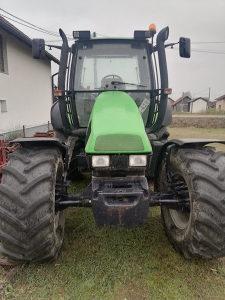 Traktor deutz fahr