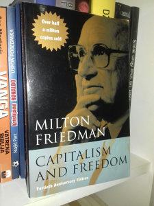 Capitalism and freedom Milton Friedman