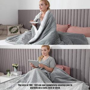 Električna deka 180×130