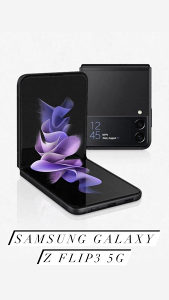 Samsung Galaxy Z flip Black Garancija 2 god
