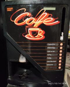 Samouslužni kafe aparat espresso