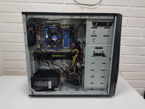 PC GAMING i7 2600/8 GB RAM/500 GB HDD/2 GB GTX 670