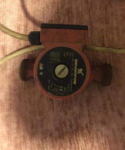 Pumpu za centralno grijanje