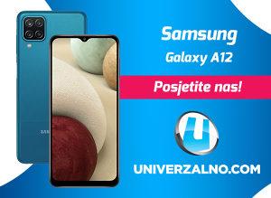 Samsung Galaxy A12 64GB (4GB RAM) A125F/DSN