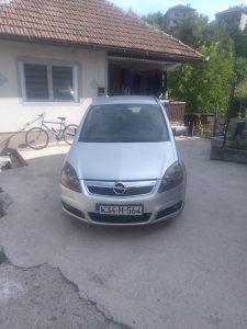 Opel Zafira oglas iz usluge 0603117256