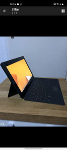 Surface tablet laptop
