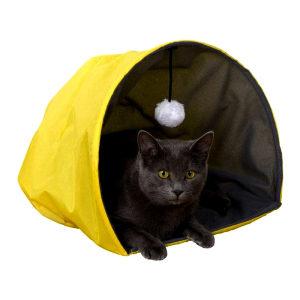 Šator sa Lopticom za Mačke
