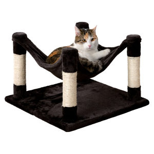2u1 Ležaljka Grebalica za Mačke