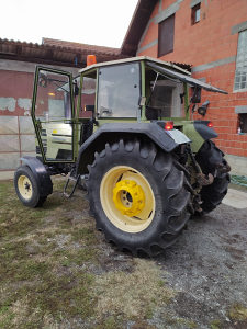 Traktor hurlimann h 468