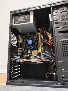 GAMING PC/INTEL I5 4460/8GB/500GB/NVIDIA GTX 550 TI