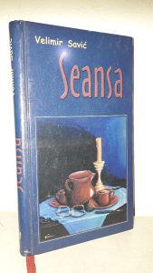 Velimir Savić, Seansa