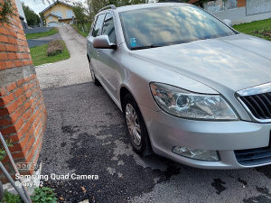 Škoda Octavia facelift 2012 TDI registrovana