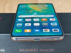 HUAWEI MATE 20 (DUOS)---4 // 128 GB