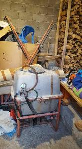 Prskalica 220 litara