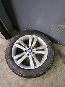 Original BMW felge sa runflat gumama za f10 f11 f01 f07