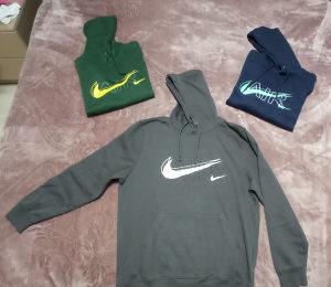 Dukserice Nike & UnderArmour