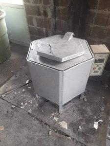 Pec za topljenje obojenu metala