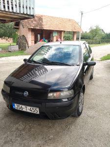 Fiat Punto 2002. god, 1.2 benzin