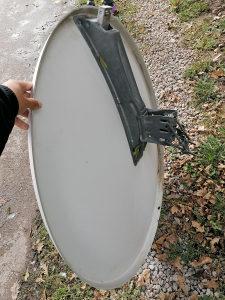 Antena sataliska