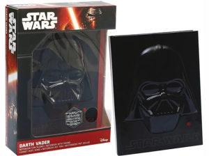 Star Wars Darth Vader sveska sa zvukom NOVO!