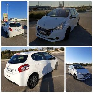 Peugeot 208 1.4 hdi automatik