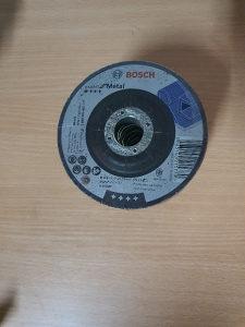 BOSCH brusna ploča za metal Ø115 debljina 6,4 mm