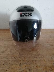 Extra moto kaciga IXS HX 118 , L, sa vizirom