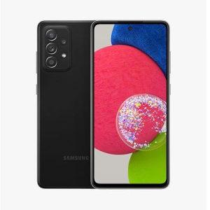 SAMSUNG GALAXY A52s 5G 6/128 GB BLACK