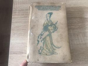 Stara Njemačka knjiga iz 1927 godine