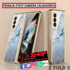 GALAXY Z FOLD 3 Zaštitna/Maska/Silikon/Silikonska/FOLD3