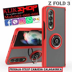 GALAXY FOLD 3 Zaštita/Maska/Oklop/Silikonska/Gel/FOLD3