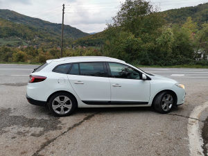 Renault megane 1,9 dci 96 kw topp**