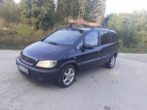 Opel Zafira dizel god pr 2003 KLIMAA