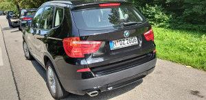 BMW X3 2 0 DIZEL GOD.10/2012 NA NJEMAČKIM TABLAMA