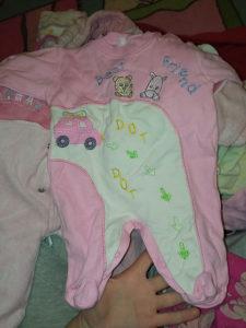 Odjeca za bebu od 0 do 1 god