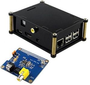 Raspberry HIFI DiGi Plus Digital Sound Card I2S