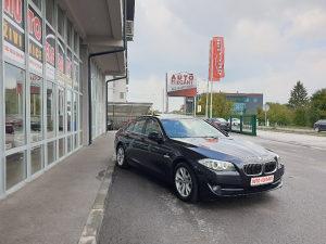 BMW F10 525d 150kW 2011 godiste **navii,led,siber**