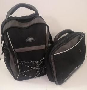 SAMSONITE ruksak za planinarenje + laptop torba