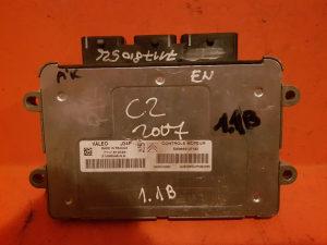 ELEKTRONIKA MOTORA CITROEN C2 1.1B SW9664127180 EN