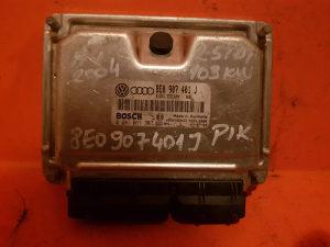 ELEKTRONIKA MOTORA AUDI A4 2.5TDI 8E0907401J EN