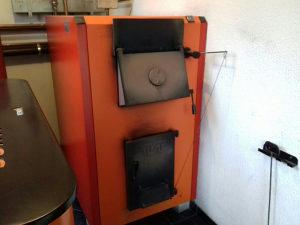 Pec za centralno grijanje na cvrsta goriva