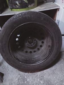 Rezervna guma 16 renault