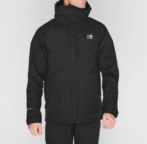 Muška zimska jakna Karrimor 3u1