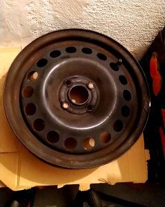 Čelične felge 15-inča Opel 4 rupe