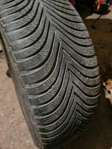 zimske gume 17ke Michelin alpin 5