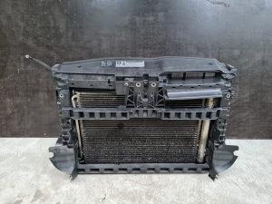 Komplet vezni lim prsa Golf 6 1.6 TDI hladnjak vode kli