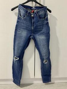 duboke ženske hlače