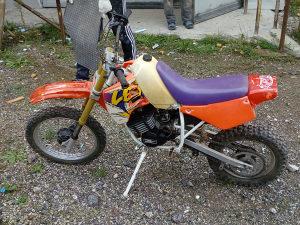 Motor mini kros 50cm3