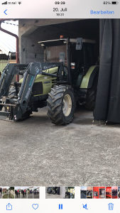 Traktor hurlimann